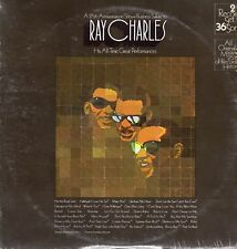 Ray Charles Vinyl LP ABC 1971, ABCH-731, 25th Anniversary in Show Business ~ EX