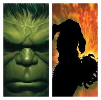 🔥IMMORTAL HULK #18 - #19 Al Ewing,Alex Ross Lot🔥