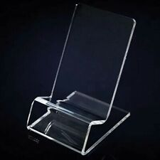 General Clear Acrylic Mount Holder Bracket Display Stand for Mobile Cell Phone