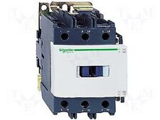 SCHNEIDER 3 POLE CONTACTOR  50A 3P NO+NCLC1 D50AN7 - NEW OLD STOCK