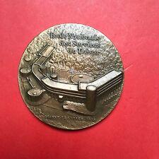 Médaille ÉCOLE NATIONALE DES SERVICES DU TRÉSOR