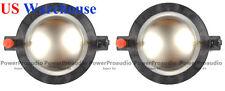 2PCS Replacement Diaphragm For B&C MD/DE 75-8  75P 82, 85, 700, 750 & EAW & NEXO