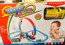 TRACK RACER treno il regalo di benvenuto per i bambini