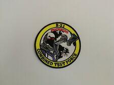 "B-21 Raider Stealth Bomber 4"" Patch"