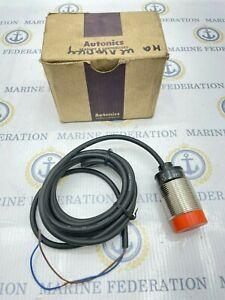 Autronics PR30-15AC Proximity Sensor 100-240VAC Inductive Round