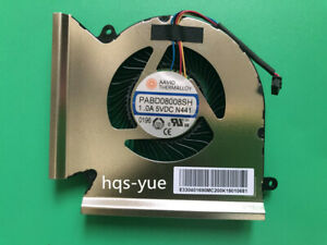 Original for MSI GE66 GP66 GL66 GPU COOLING FAN PABD08008SH-N441 1.0A 5VDC