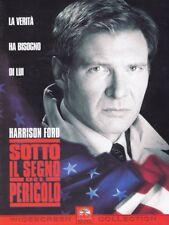 Dvd SOTTO IL SEGNO DEL PERICOLO - (1994) *** Harrison Ford ***......NUOVO