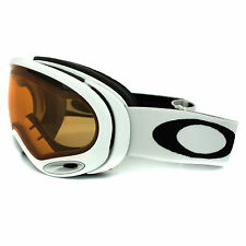Oakley Ski Skibrille A Frame 2.0 59-638 Polished White Persimmon