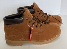 Phat Farm Ankle Wheat Nubuck Boots - Men's/ Kids Size 7 - New With Tag/No Box