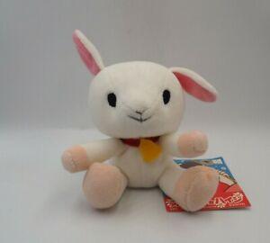 "Heidi, Girl Of The Alps B1203 Goat Yuki Plush 5"" TAG Stuffed Toy Doll Japan"