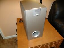 Kenwood Subwoofer  SW-38HT Home Theater Powered Subwoofer Tested