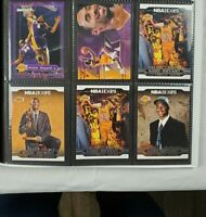 Set Bulk NBA Basketball Cards Sports Memorabilia Collectible Kobe Bryant