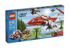 4209 FIRE PLANE lego NEW city town legos set air craft & jeep airplane