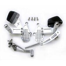 Adjustable Billet Rearsets Ducati Paul Smart Replica 2006 Sport Classic FR54
