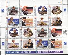 Micronesia 1996 Flight/Space/Aircraft Design sht s1755