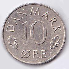 Danmark 10 Ore Coin - 1986 -  L@@K !!