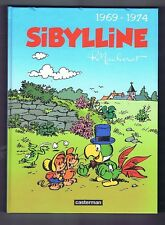 MACHEROT. Sibylline 1969 - 1974. Intégrale. NEUF