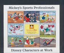 XC20974 St Vincent Mickey Mouse disney XXL sheet MNH