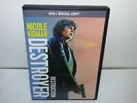 Destroyer (DVD (2018) Canadian Region 1, WIdescreen Nicole Kidman) Perfect Shape