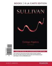 College Algebra with Integrated Review, Books a la Carte Edition, Plus MML...