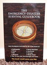 The Emergency Disaster Survival Guidebook by Doug King Food Storage MORMON PB