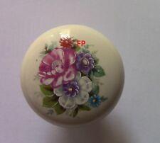 pomelli cassetti fiori in vendita - Arredi per il bagno   eBay
