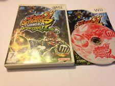 Mario Strikers Charged Football 2007 Nintendo Wii Game Worldwide Post!