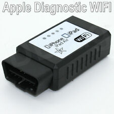 ELM327 OBDII OBD2 Car Diagnostic Scanner apple for iOS Android WIFI