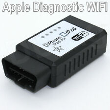 ELM 327 OBDII OBD2 Car Diagnostic Scanner apple for iOS Android WIFI