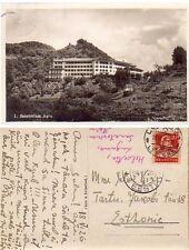 RPhC, Health Resort in Agra, Lugano Area, Switzerland, 1926 to Estonia