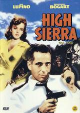 High Sierra (1941) ALL REGION DVD Humphrey Bogart Ida Lupino UK SELLER