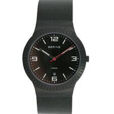 Bering Herren Uhr Armbanduhr Slim Classic - 10938-222 Meshband