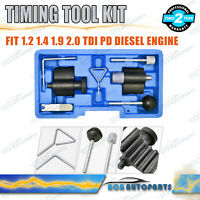 Fit VW Timing Tool Kit 1.2 1.4 1.9 2.0 TDi PD For AUDI Diesel Engine 7 Pcs