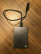 "1TB 2.5"" SEAGATE Backup Plus SLIM Portable External Hard Drive Disk"