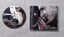 """CD AUDIO MUSIQUE / ROBERT WILSON """"DÉMONS & MERVEILLES"""" CD ALBUM 14T 1997"""