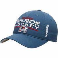NHL Colorado Avalanche Slouch Adjustable Cap Snapback Hat
