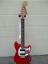 Fender Offset Series Mustang 2016 Torino Red New Old Stock Floor Model