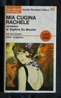 MIA CUGINA RACHELE. Daphne Du Maurier. Mondadori.