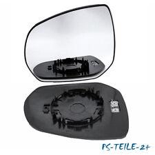 Spiegelglas für PEUGEOT 5008 2009-2016 links sphärisch fahrerseite