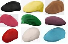 KANGOL Hat 504 Tropic Ventair Summer Flat Cap 0290BC Various Colours Size S - XL