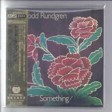 Todd Rundgren Something Anything 2cd set Japon MINI LP CD k2hd VICP - 63261-2 Comme neuf