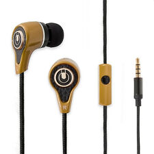 Syba SY-AUD63087 Mobile In-ear Headphone with In Line Microphone