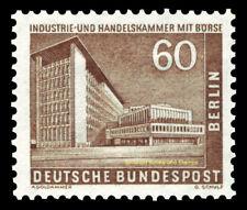 EBS West Berlin 1956 Berlin Townscapes - 60 Pfennig - Michel 151 MNH**