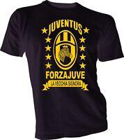 Juventus FC Jersey Italy Italia Soccer Futbol Calcio T shirt Serie A Juve New 1