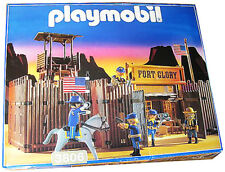 Playmobil 3806 - Fort Glory - Vintage Western Stockade - Mint in box