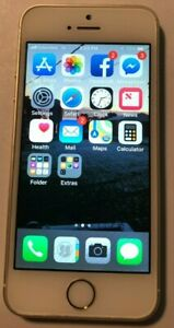 Apple iPhone 5s 16GB Gold US Cellular A1453 Fast Ship GSM Excellent Used Locked