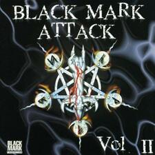 Various Artists - Black Mark Attack Ii (NEW CD)