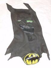 BATMAN MASK / COWL - Movie Replica - TIME BURTON Michael Keaton - 1992 DC