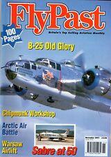 Flypast Magazine 1997 November Beaufigher,B-25,Chipmunk,F-86,Canberra,B-17