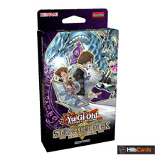 YuGiOh Seto Kaiba Structure Deck : Sealed : SDKS ABC Dragon Buster : TCG Cards